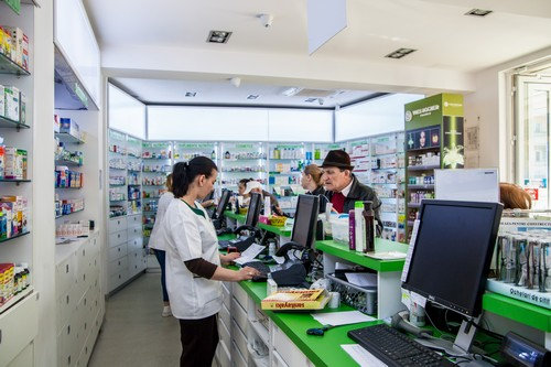 Farmacia Farmaline Campina