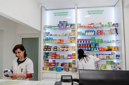 Farmacie Valenii de munte