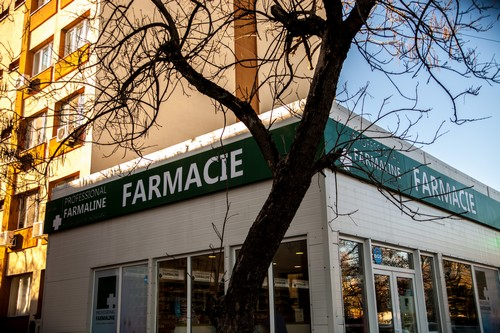 Farmacie Ploiesti, Str. Gageni nr.1 - Professional Farmaline