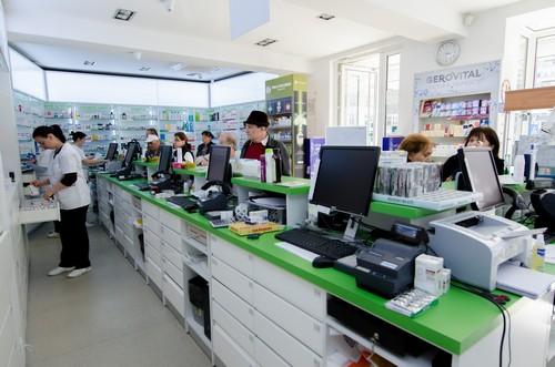 Farmcie centru Campina