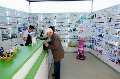 Farmacia Professional Farmaline Campina