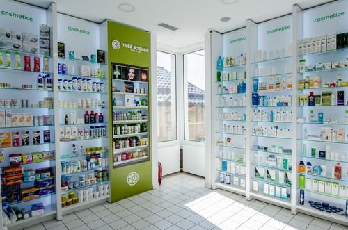 Farmacia Farmaline Valentii de munte